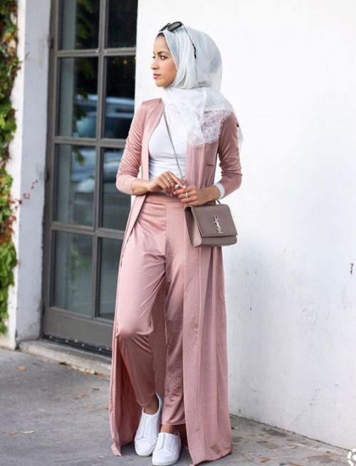 Spring Casual Outfits For Hijabi Women Just Trendy Girls