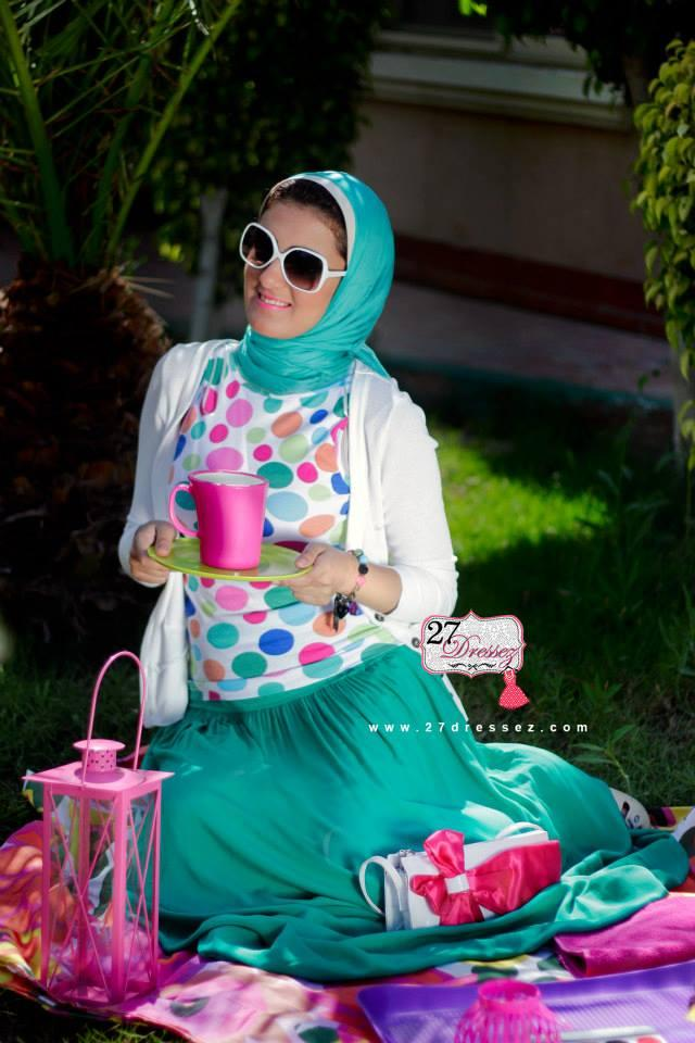 Hijab casual outfits by 27dressesz
