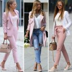 Classic outfits for working woman