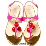 Latest fashion flat sandals for summer