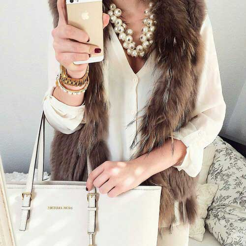fur-vest-pearls-statement-necklace