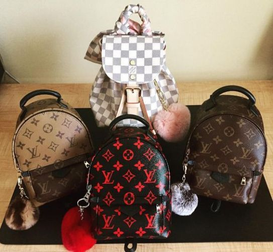 47c1d2f3666 louis vuitton mini backpack – Just Trendy Girls