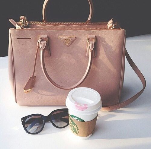 Prada Blush Bag
