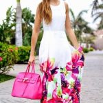 Summer maxi dresses by prude and style girl