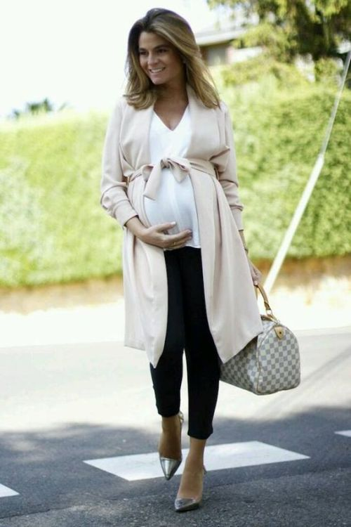 how to avoid maternity clothes