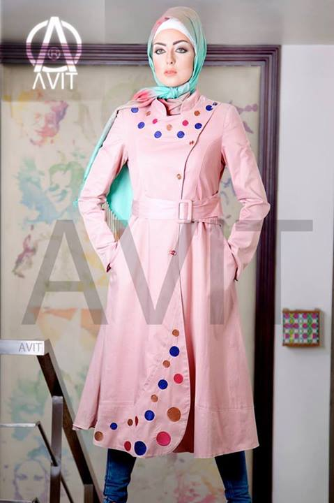 Avit  summer hijab collection