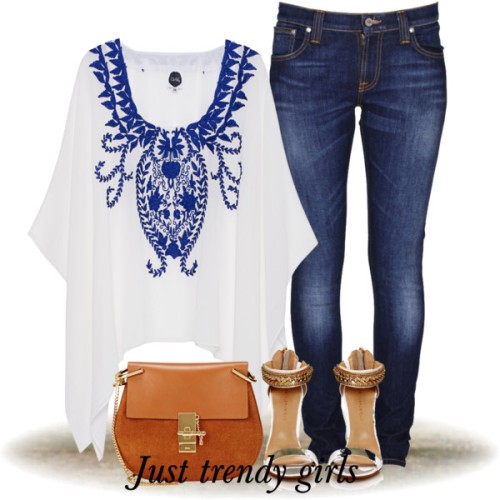 blue-and-white-outfit