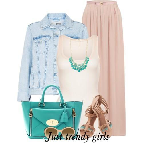 casual pastel s