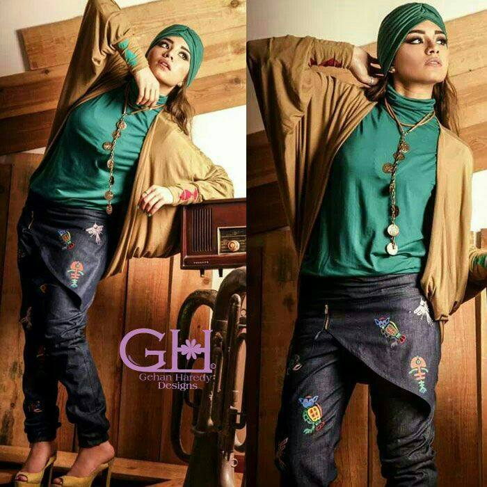Gehan Haredy fall collection