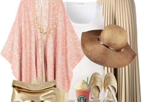 Earthy tones summer outfits