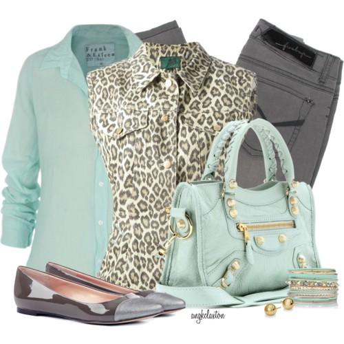mint outfit 14 s