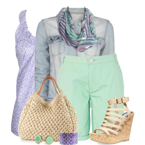 mint outfit s