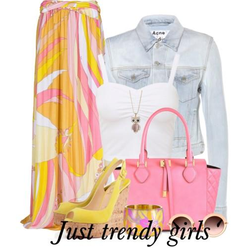 pastel outfit 7 a