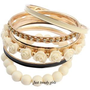 stylish summer bangles
