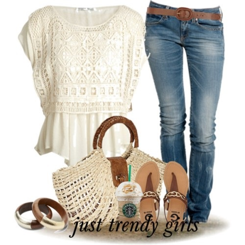 white-lace-blouse-with-straw-bag