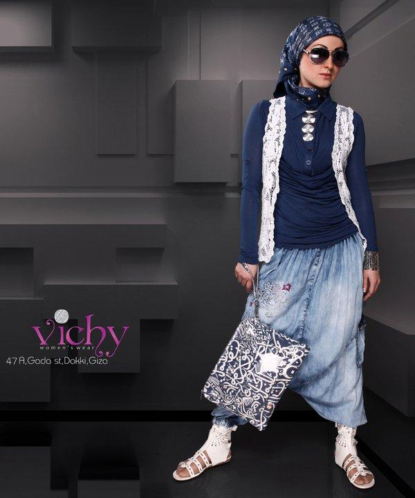 egyptian hijab style just trendy girls