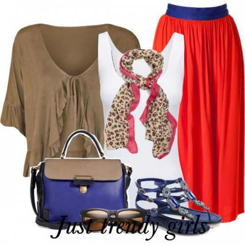 color block outfit s