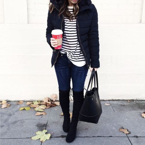 fall-striped-tee-outfit
