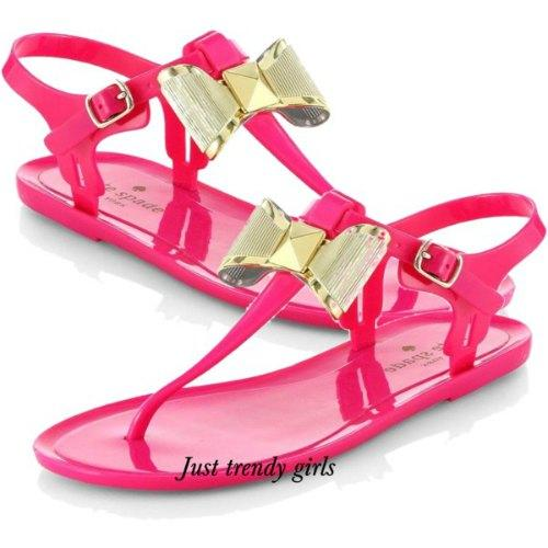 jelly flat sandals 12 s