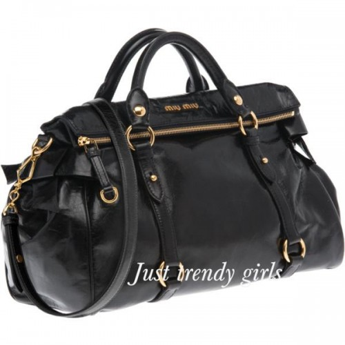 miu miu handbag black,
