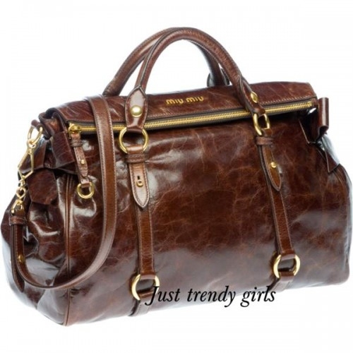 miu miu handbag brown,