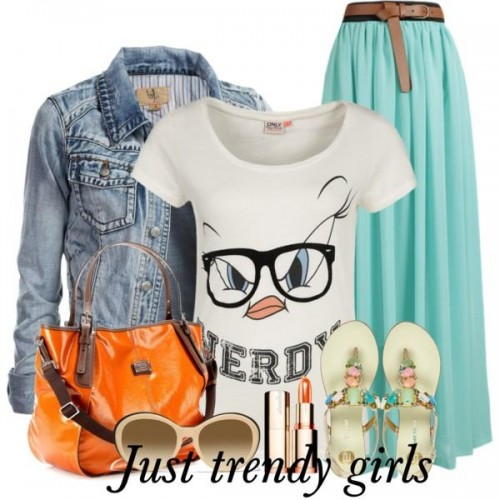 nerd tweety top s