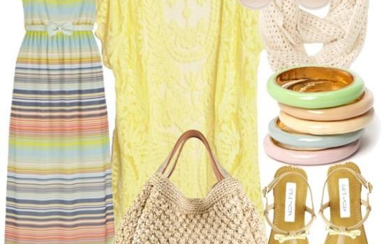 Fashion summer beach maxi dresses