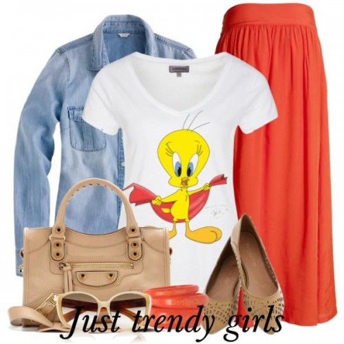 tweety outfit s