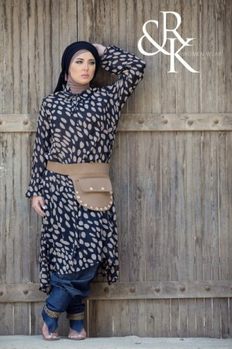 r&k hijab fashion