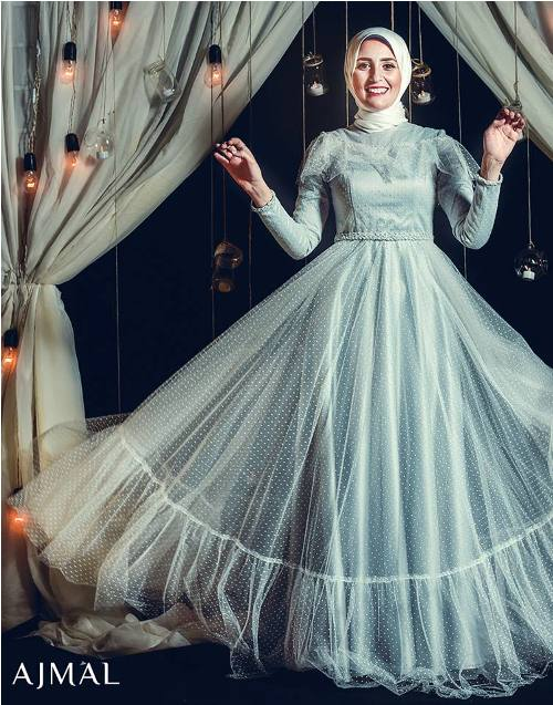 9d14c257cb953 Related Posts. Soiree hijab dresses by 27dresses. There are many chic styles  of hijab evening ...