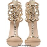 Evening soiree sandals for woman