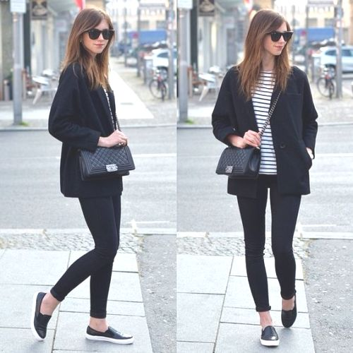 slip on outfit