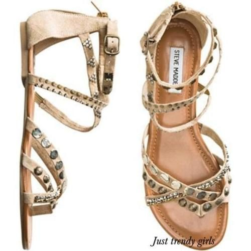 Steve madden beach sandals