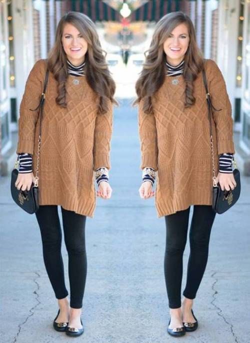 carmel-brown-sweater-outfit