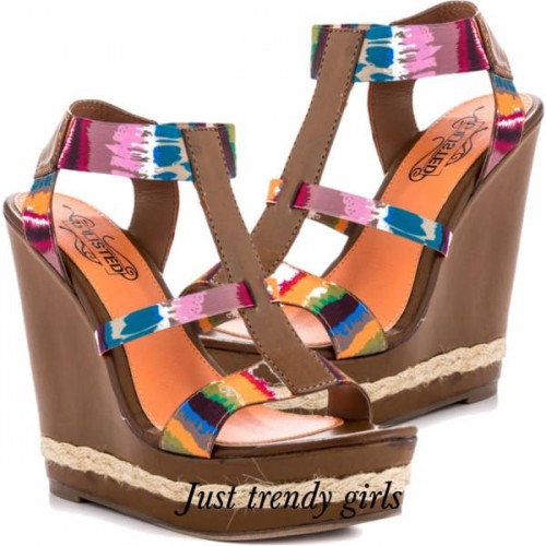 colorful summer sandals 5 s
