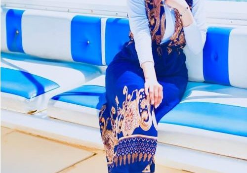Casual hijab wear styling ideas