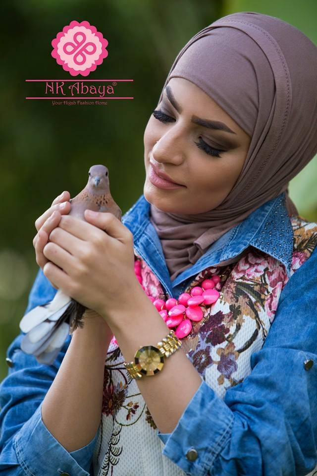Hijab Fashion Outfits By Nk Designs Just Trendy Girls