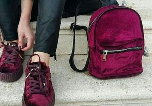 Bags and shoes combinations