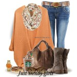 Winter trendy outfits for 2014