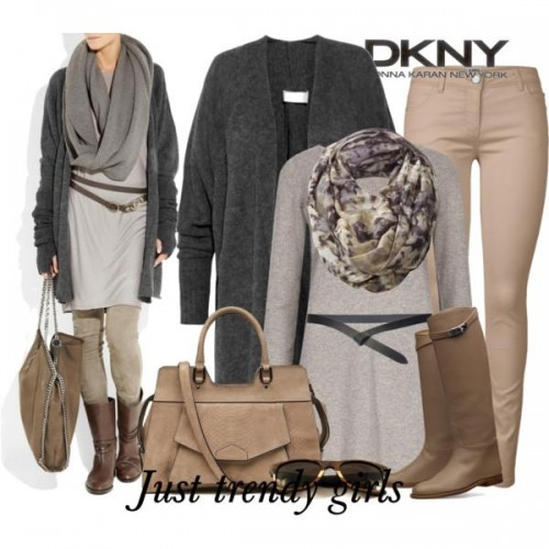 earthy winter wear