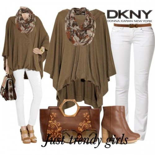 dkny winter collection
