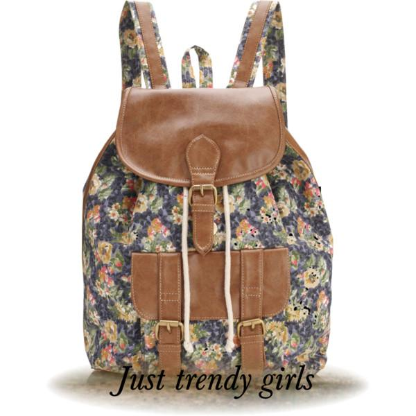 Whether you're starting middle school, high school or college, you'll want to have a trendy, fashionable backpack to show off you style. Hide away your books in these cute Back to School bags.