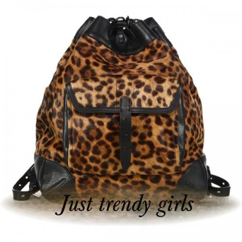 leopard backpack 5 s