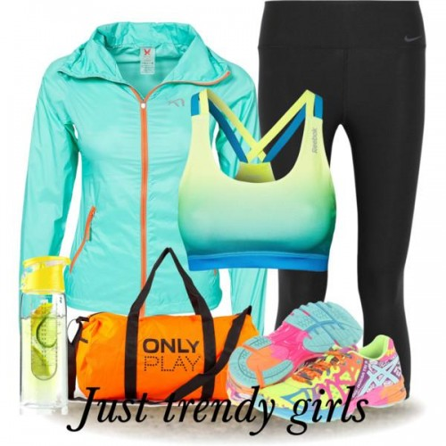 sports wear for woman 10 s