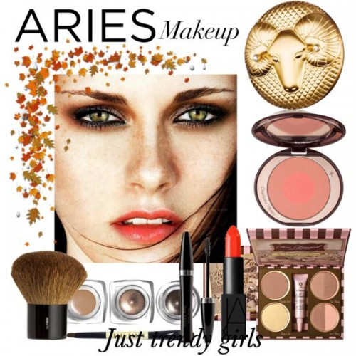 choose makeup according to your zodiac sign