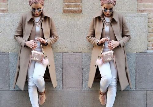Everyday hijab outfits