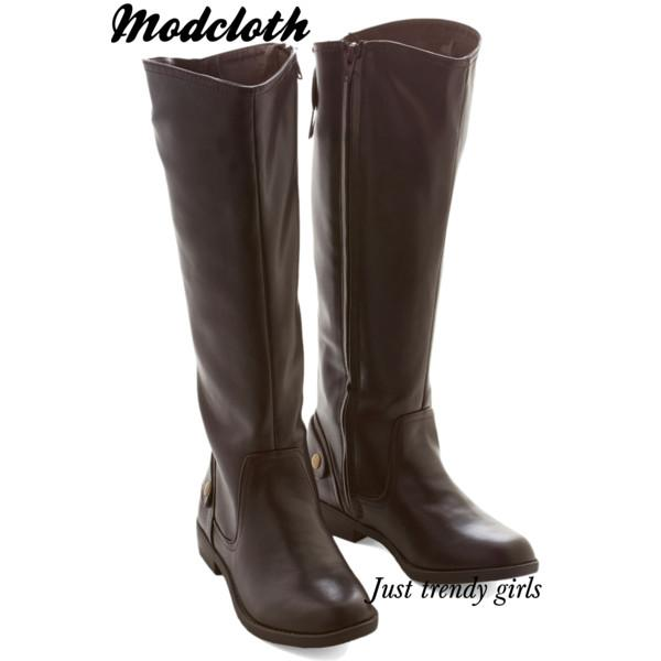 Stylish Tall Leather Boots For 2016 Just Trendy Girls