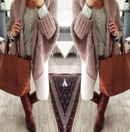 knit-chunky-cardigan-outfit