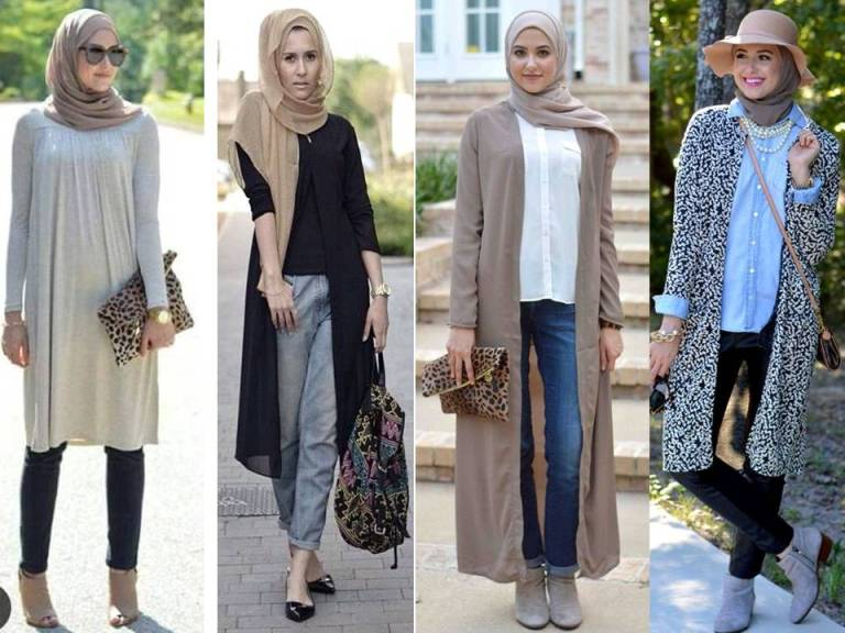 Stylish Hijabi Street Styles Just Trendy Girls