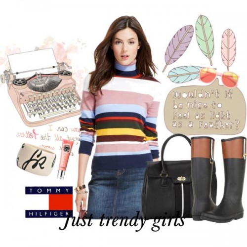 tommy hilfiger sweater women